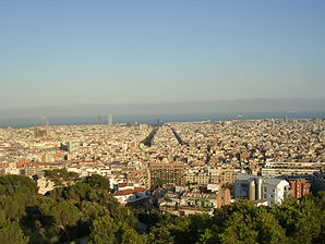 298px-Barcelona_view_2007